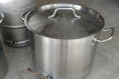 8 Gallon Commercial eBoil Kettle